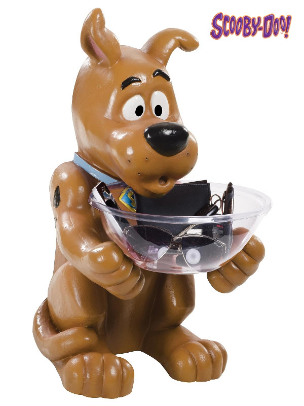 scooby doo candy bowl moulded statue sunbury costumes
