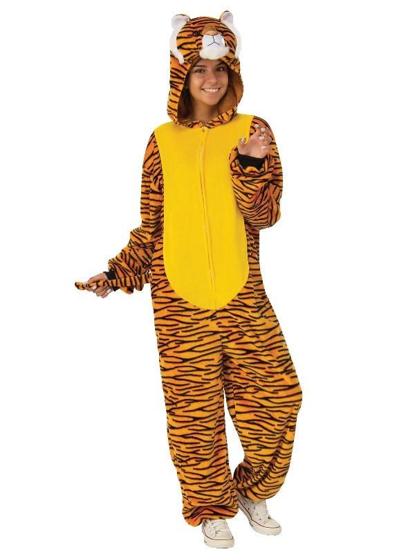 book week tiger adult unisex onesie costume sunbury costumes