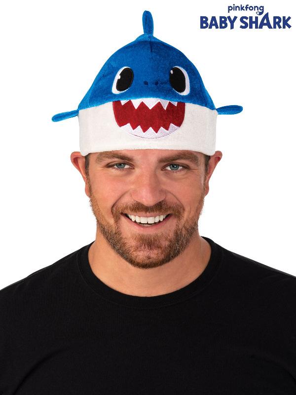 daddy shark blue hat sunbury costumes