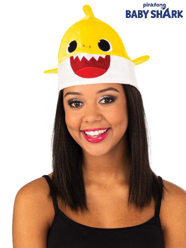 baby shark yellow hat adult costume sunbury costumes