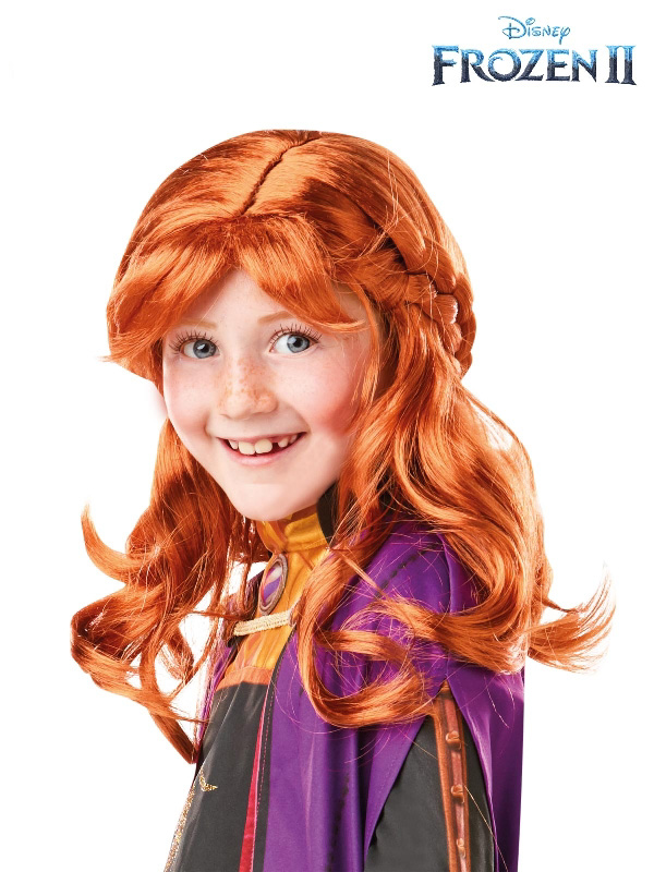 anna wig disney frozen 2 costume sunbury costumes