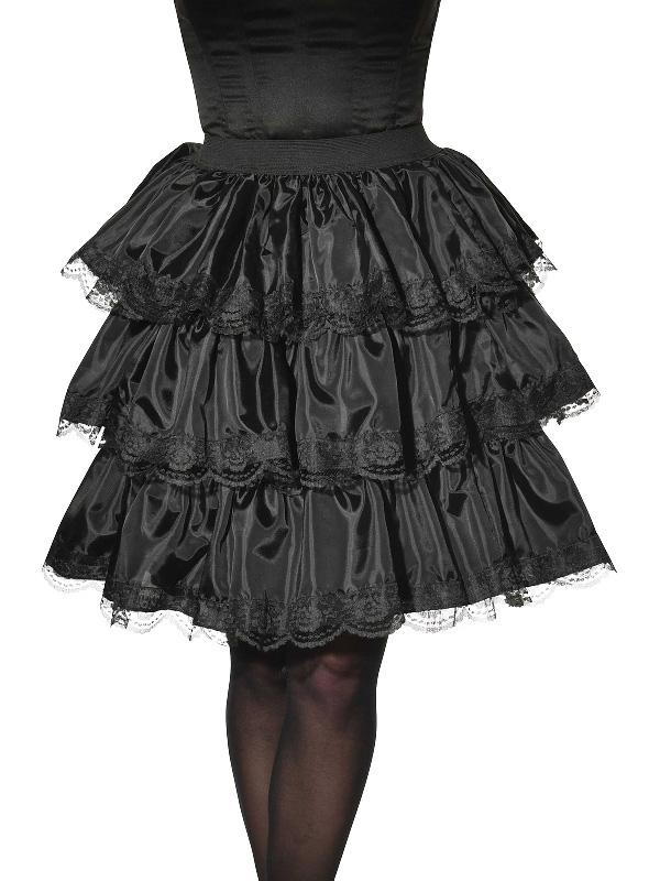 black ruffled skirt halloween costume sunbury costumes