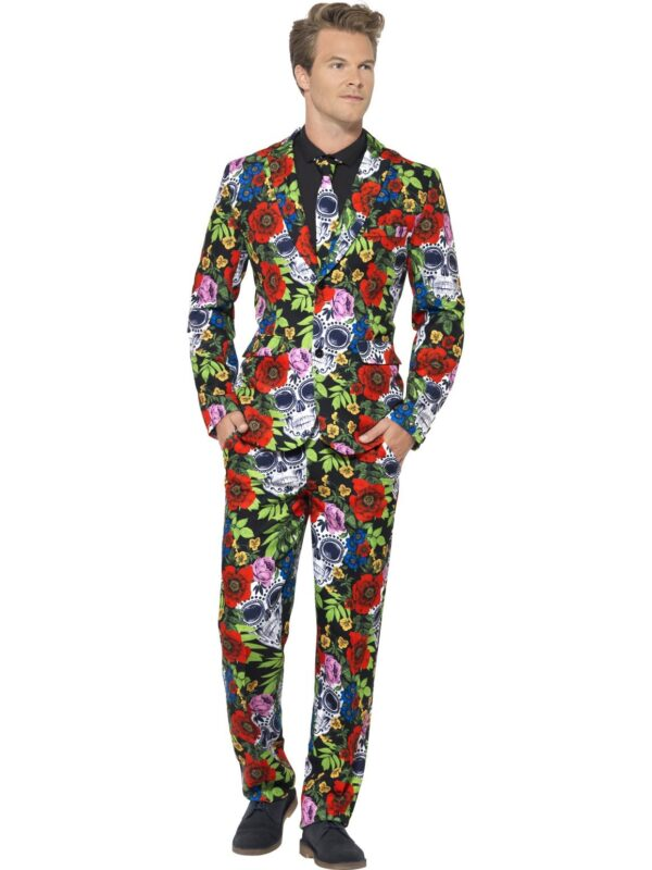 day of the dead suit halloween costume sunbury costumes