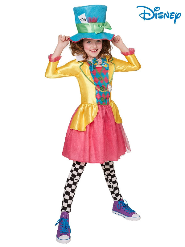 mad hatter girls costume sunbury costumes