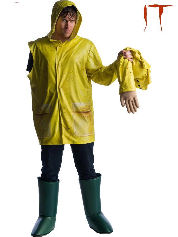 georgie halloween yellow raincoat costume sunbury costumes