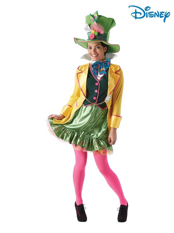 mad hatter ladies costume sunbury costumes