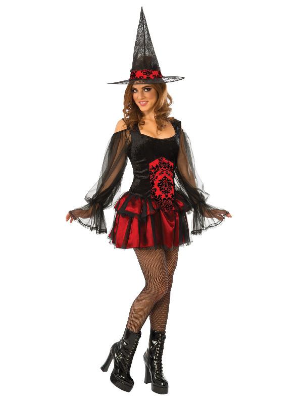 temptress witch adult halloween costume sunbury costumes