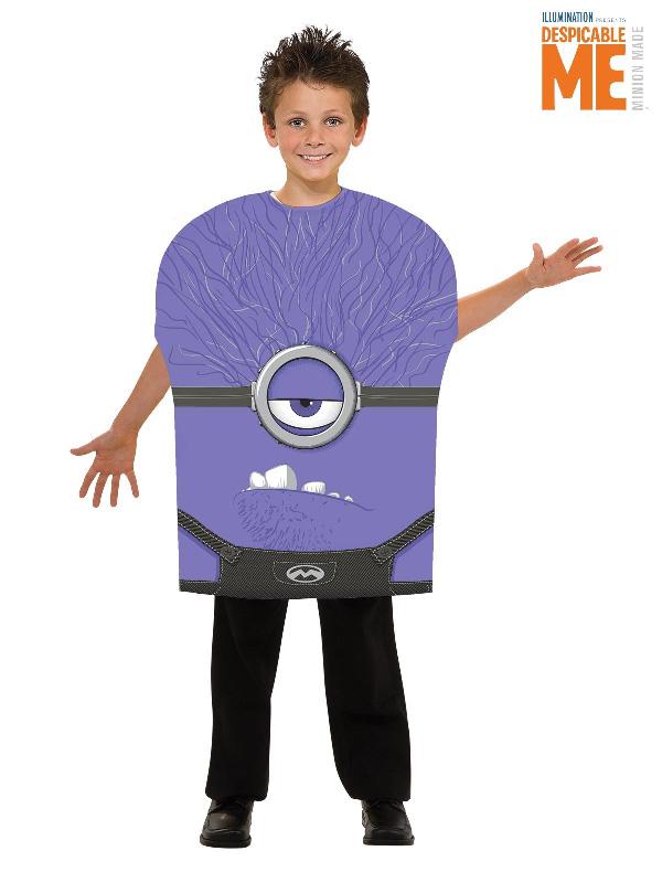 evil minion foam tunic costume despicable me costumes sunbury costumes