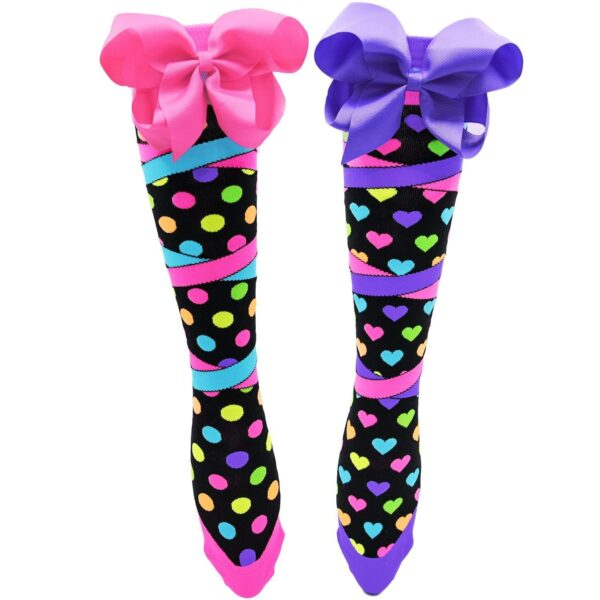 mad mia bowtiful socks sunbury costumes