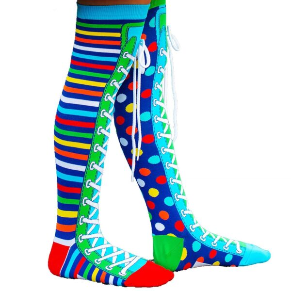 mad mia funkstar socks sunbury costumes