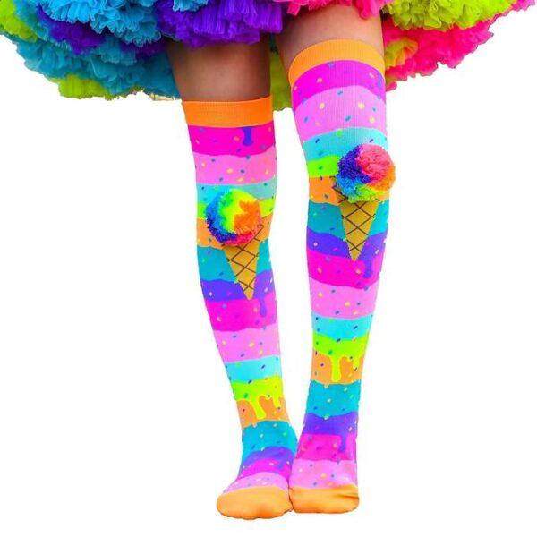 mad mia ice cream socks sunbury costumes