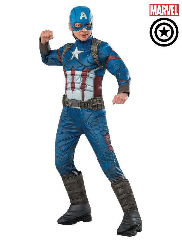 captain america premium marvel child costume sunbury costumes