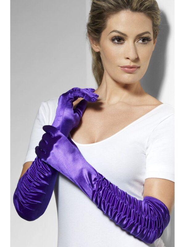 long purple gloves sunbury costumes