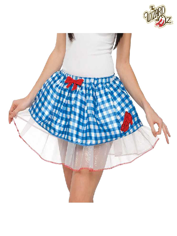 dorothy tutu skirt wizard of oz costume sunbury costumes