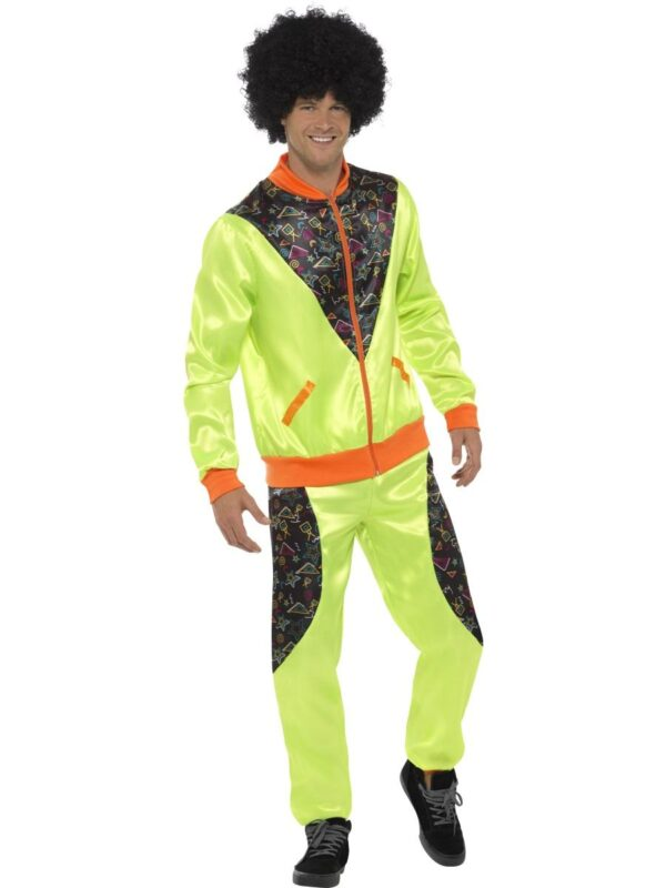 80s retro shell suit mens costume sunbury costumes
