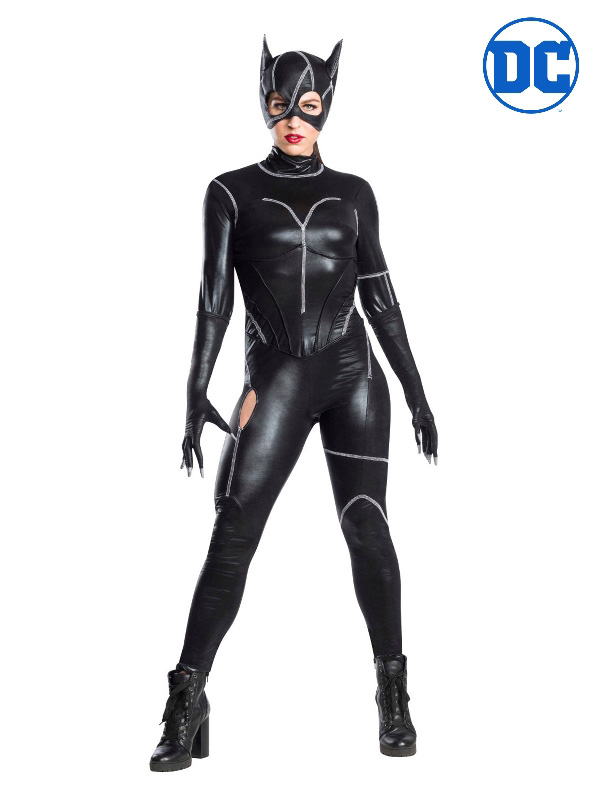 catwoman ladies costume dc comics sunbury costumes