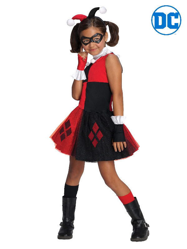 harley quinn jester toddler costume sunbury costumes