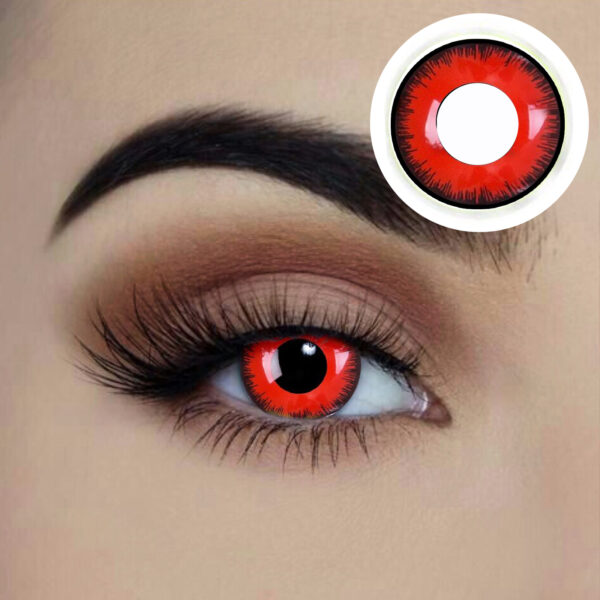 tokyo ghoul coloured contact lens 1 year sunbury costumes