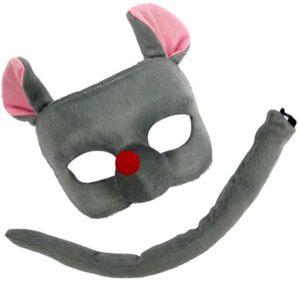 mouse mask animal set sunbury costumes