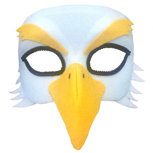 eagle animal mask book week costume sunbury costumes