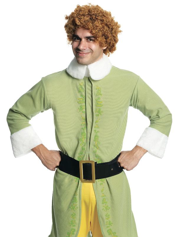 buddy the elf wig christmas costume sunbury costumes