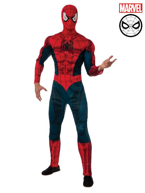 spiderman marvel adult costume sunbury costumes