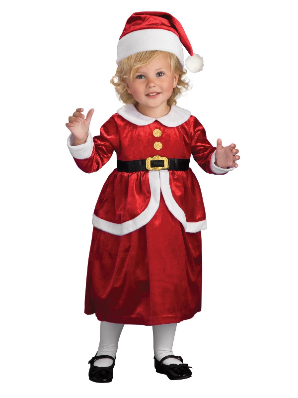 mrs claus christmas child costume sunbury costumes