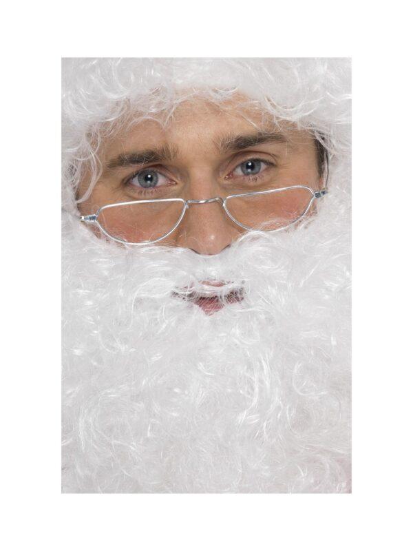 santa half moon specs christmas glasses sunbury costumes