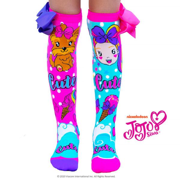 jojo siwa mad mia child socks sunbury costumes