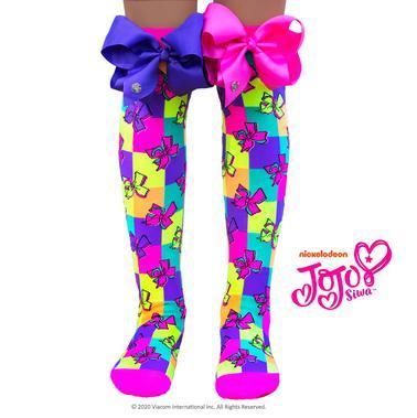 jojo mad mia bows child socks sunbury costumes