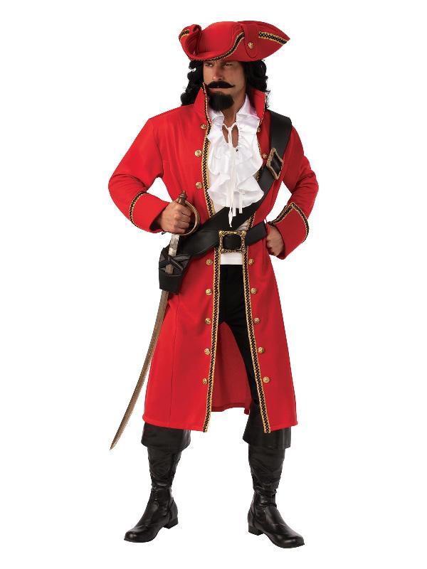 pirate captain adult costume sunbury costumes