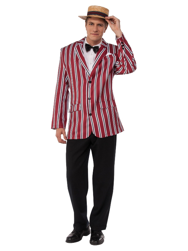 1920s roaring 20s good time sam boat hat sunbury costumes