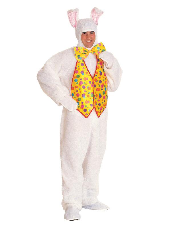 easter bunny jumpsuit white rabbit sunbury costumes