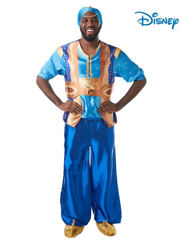 genie aladdin disney mens costume sunbury costumes