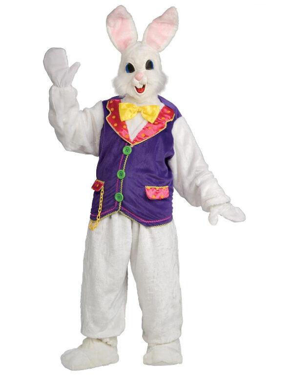 easter white rabbit bunny mascot costume sunbury costumes