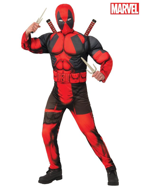 deadpool teen costume marvel superhero sunbury costumes