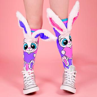 easter socks bunny ears accessories sunbury costumes