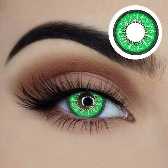 sinner coloured lenses disposal contacts eye accessories starry eyed sunbury costumes