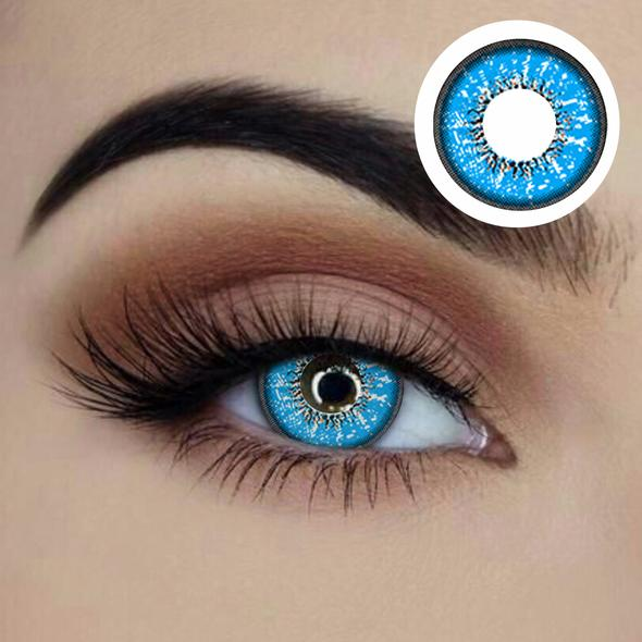 sub human coloured lenses disposable eye contacts starry eyed sunbury costumes