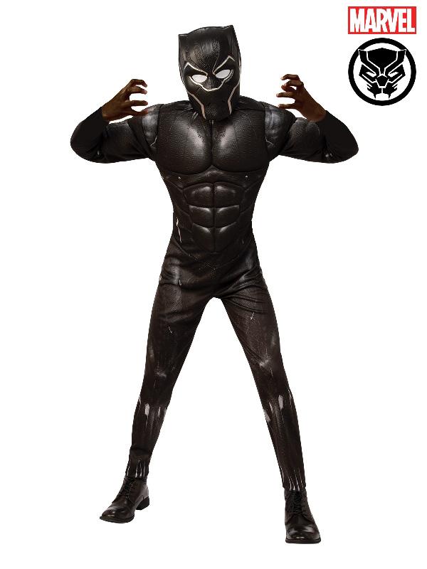 black panther marvel teen costume sunbury costumes