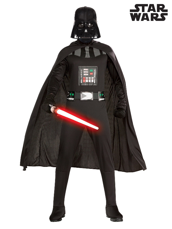 darth vader star wars adult costume mens villain sunbury costumes