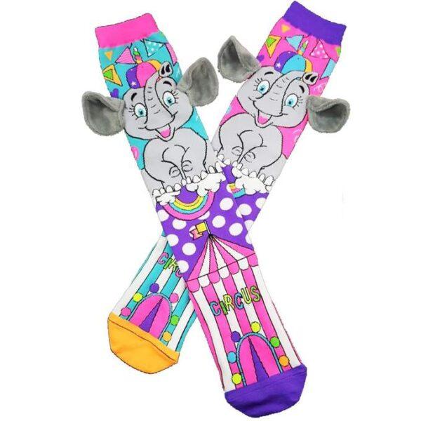MADMIA elephant socks sunbury costumes MM075