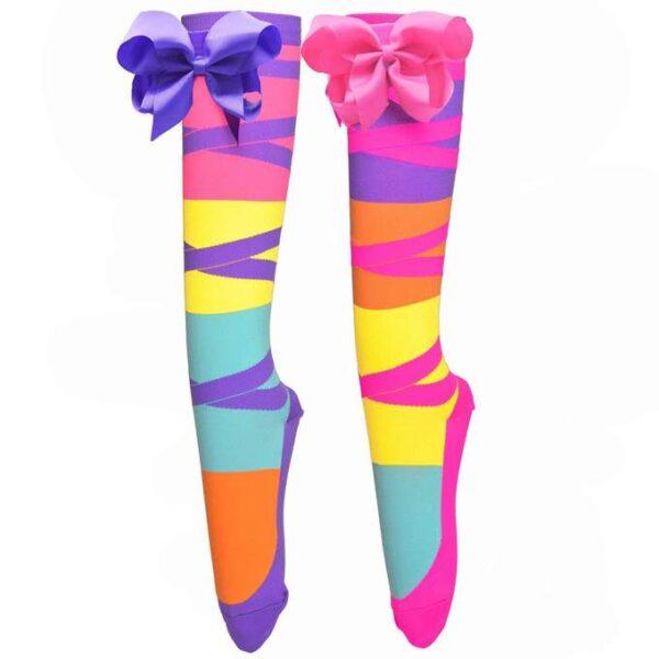 MADMIA en pointe socks sunbury costumes MM025