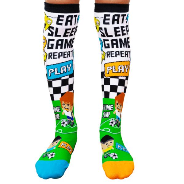 MADMIA game socks boy sunbury costumes MM128