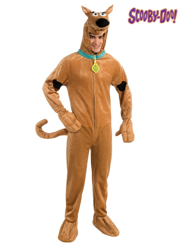 scooby doo movie character onesie adult costume sunbury costumes