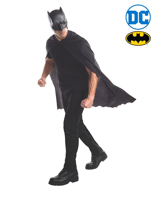 batman mask cape costume set sunbury costumes