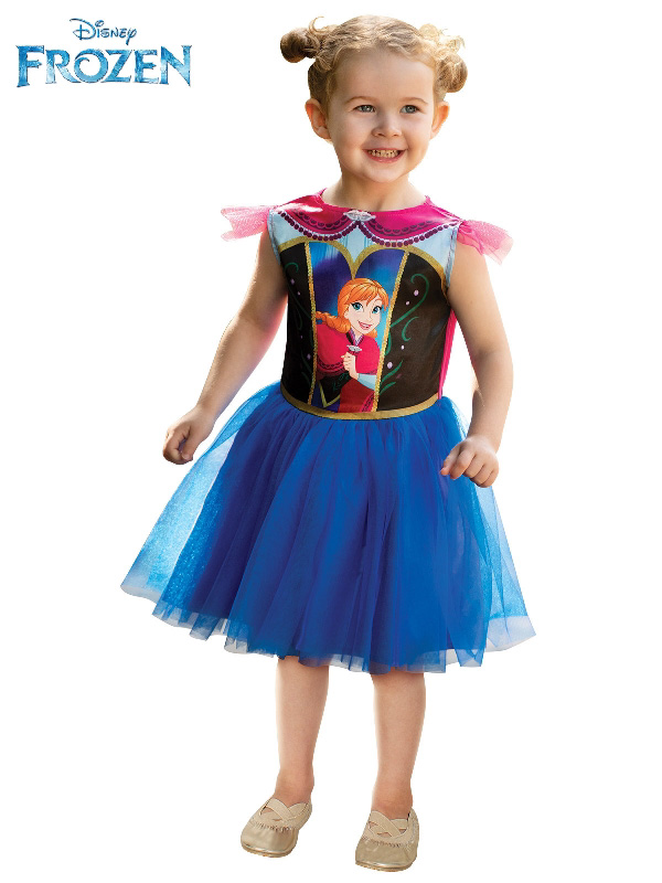 anna frozen toddler costume dress sunbury costumes