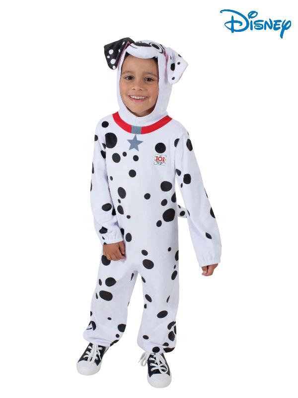 101 dalmations child jumpsuit disney characters animal costume sunbury costumes